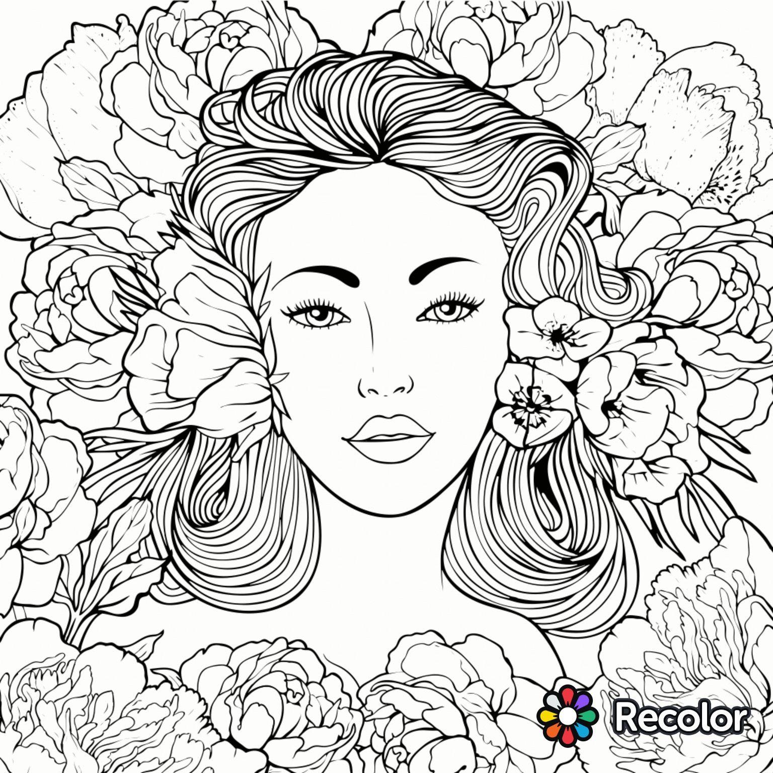 Puzzle Face Art