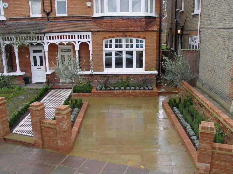 Landscape Front Garden Ideas Uk Google Search Garden
