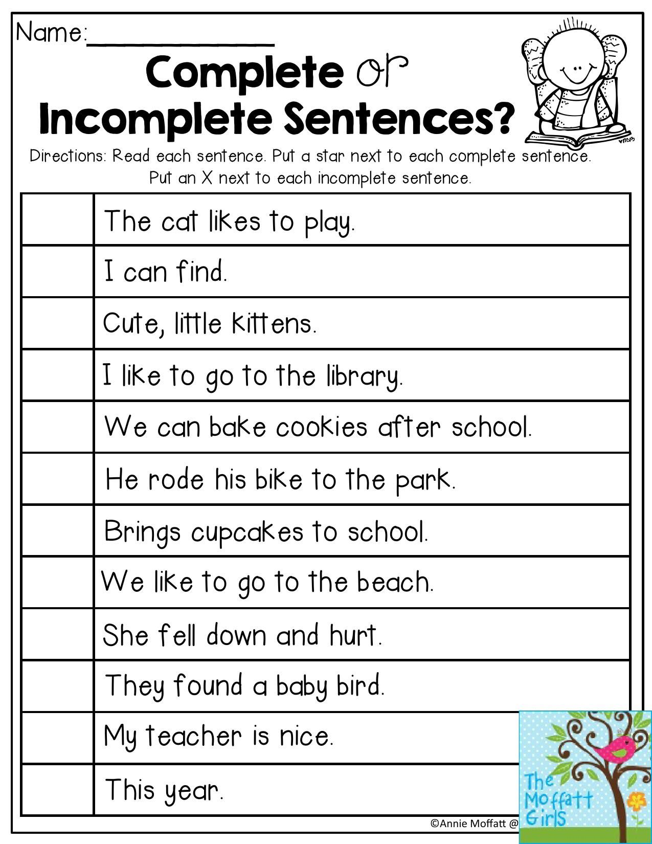 Best 25 Incomplete Sentences Ideas