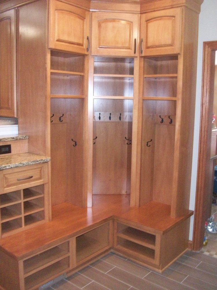 The Beautiful Mudroom Cabinets under Your Stairs  Acordco