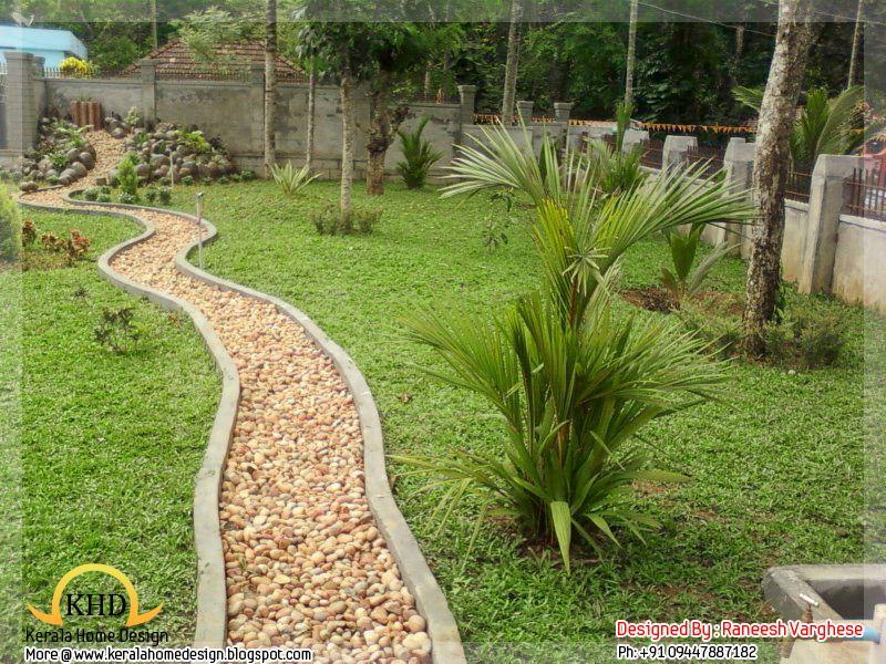 Image Detail For Landscaping Design Ideas Kerala Home Design