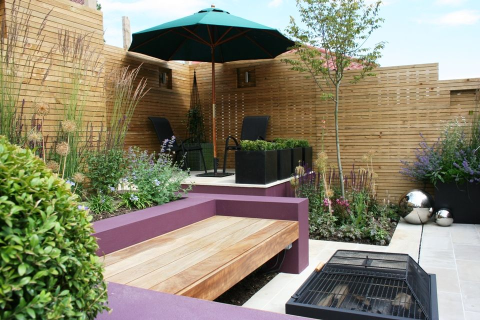 Modern Courtyard Garden Design Ideas Para El Jardín Interior
