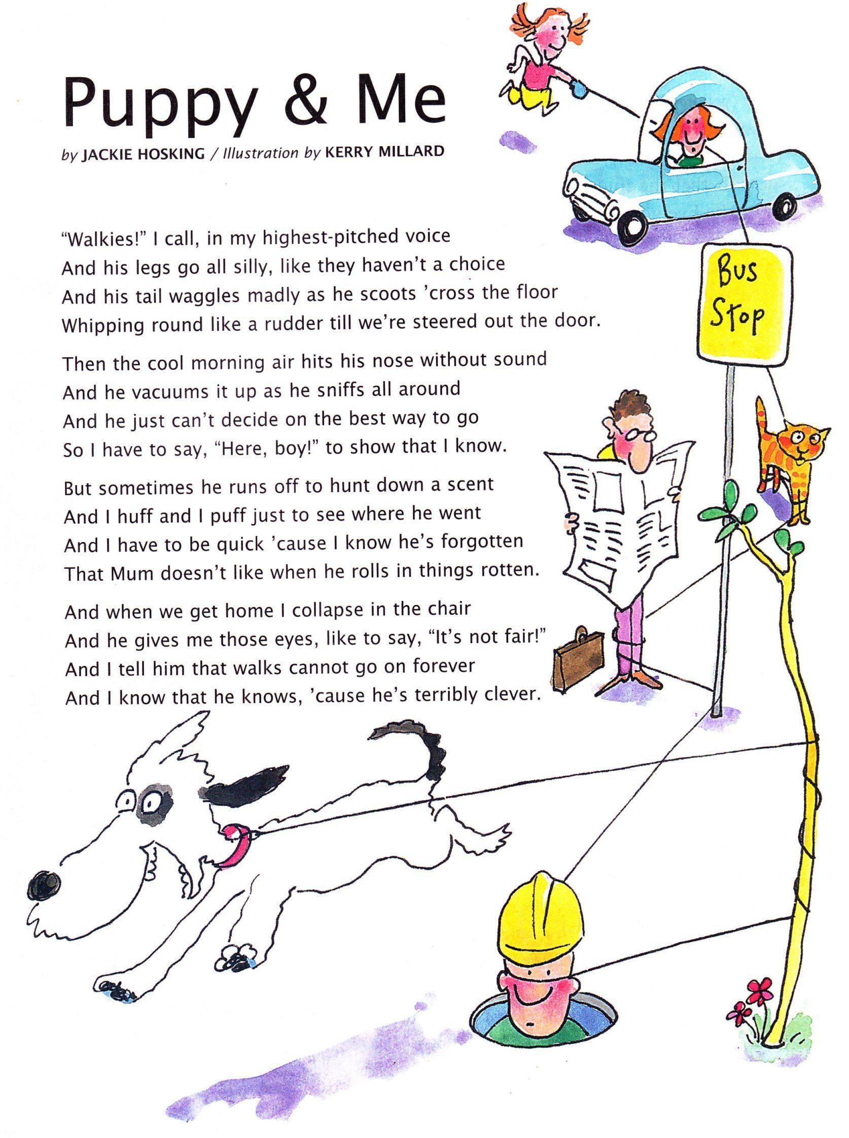 Funny Animal Rhymes