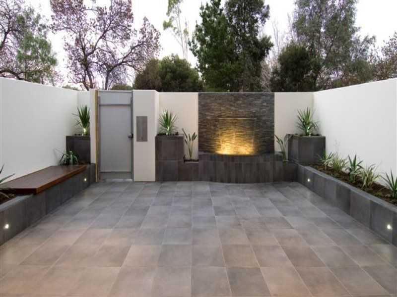 16 Best Images About Courtyard Pavers On Pinterest Small Yards