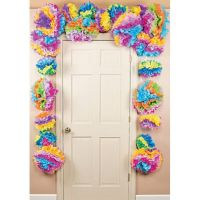 Fiesta Flower Door Border | Cinco de mayo decorations ...