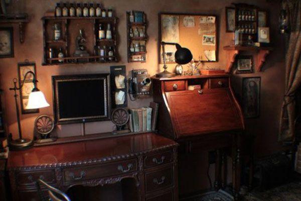 Steampunk Interior Design InteriorHolic Com Steampunk