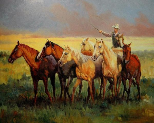 Western Art . And Of West