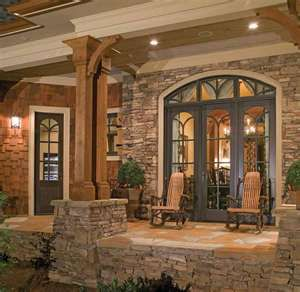 Craftsman House Design With Country Style Interior Decorating Ideas Also  Plan Ge Sweeping Views And Alternate