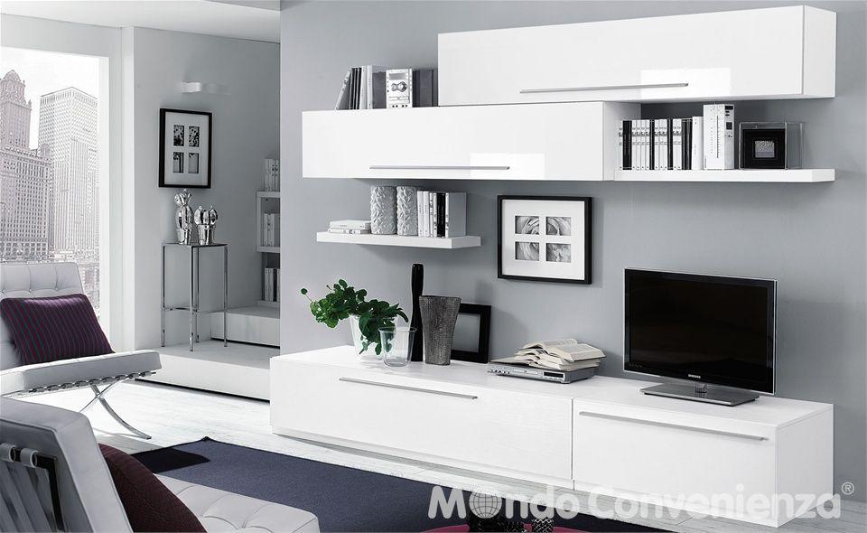 Soggiorno Skema  Mondo Convenienza  foto x casa  Pinterest  Nest Living rooms and Modern