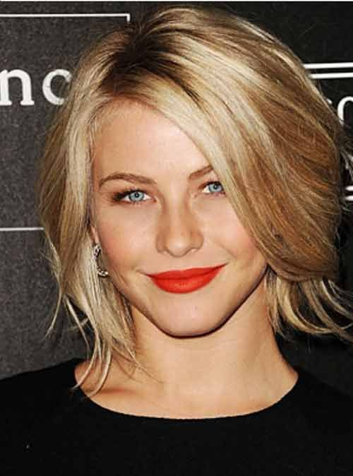 Julianne Hough Celebrity Short Hairstyles I Need A Haircut