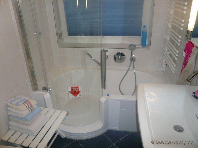Twinline 1 Badewanne und Dusche in Einemcool fr kleine