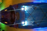 BLUE WATER LED LIGHTING on a Kayak - 4 Available at www ...
