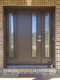 Front Door. Therma Tru Fiberglass Door - Model: Pulse with ...
