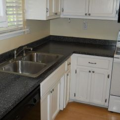 Laminate Kitchen Countertops Modern Lighting Ideas With White Cabinets