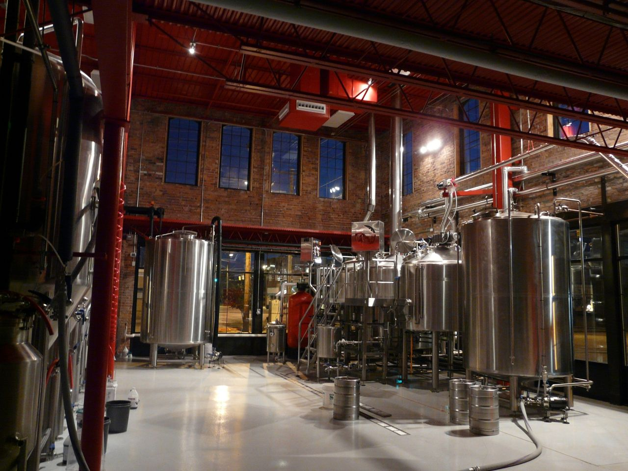 Brewery Interior on Pinterest