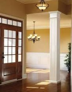 Image result for columns and pillars interior also the home rh pinterest