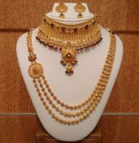 Gold Jewelry Sets For Bridesmaids