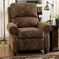 Sofa Mart Recliner Chairs Rent A Deanville - Antique Low Leg With Rolled Arms And ...