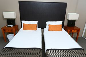Single Beds Together To Become A Larger Double Bed As This Creates An Invisible Line Of Separation Between The Do Not Have Two Mattresses On