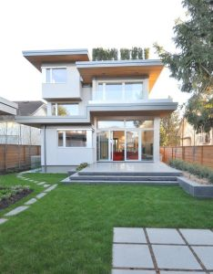 Sustainable home design dunbar also modern garden pinterest rh