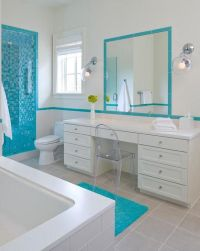 35 Beautiful Bathroom Decorating Ideas | Beach themed ...