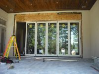 Pella Bi-Fold Wood Doors | Pella Patio Doors | Pinterest ...