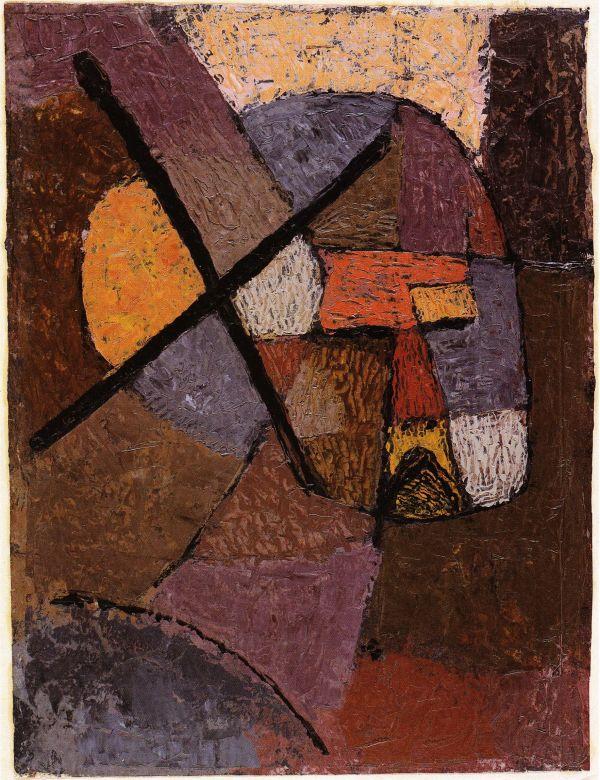 Paul Klee - Ray De La Liste 1933 Art