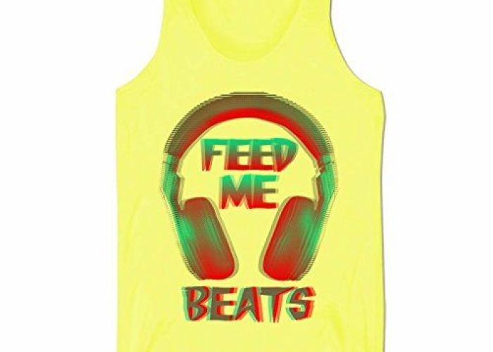 Bang tidy clothing men   feed me beats  headphones music festival party holiday summer beach low also