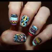 Best nail design ever! | Fashion | Pinterest | Makeup