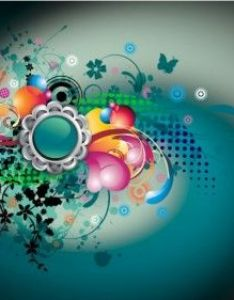 Cool Vector Desktop Wallpaper Background Designsdesktop Wallpapershd Also Abstract Blue Funyari Rh