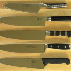 Good Kitchen Knife Set Faucet Sets Do I Need The Best Http Chefsdreams