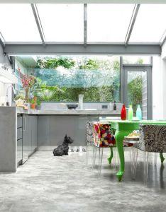 Architecture also transformacion de un oscuro garaje en una casa comoda  con estilo rh pinterest