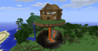 Minecraft Survival House Ideas | Minecraft | Pinterest ...
