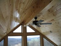 Interior: Cathedral & Pine T&G Ceiling | addition ...