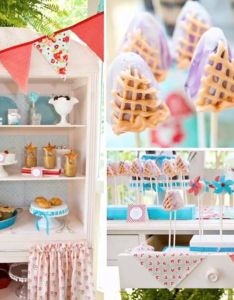 Baby party themes decorations ideas home art design also rh pinterest