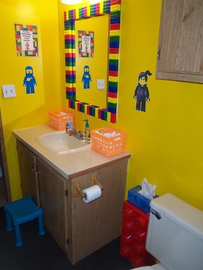 Childcare Bathrooms & Changing Areas  Daycare Spaces