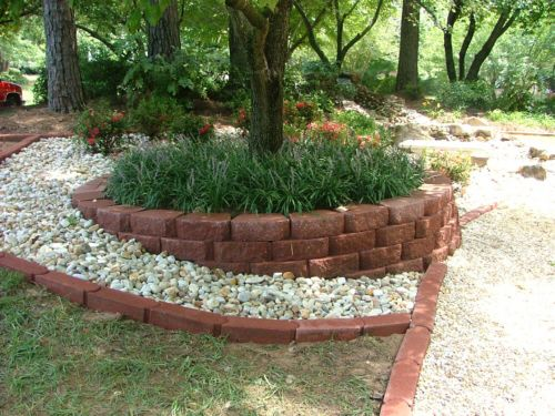 Pavers Around Trees Landscaping Around Stone Steps Pictures