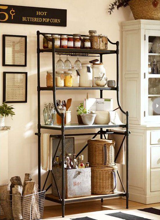 Food  Drink  Bakers rack Decorating and Vintage