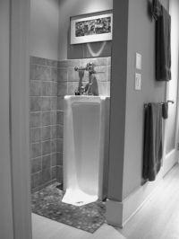 Best 25+ Modern urinals ideas on Pinterest | Traditional ...
