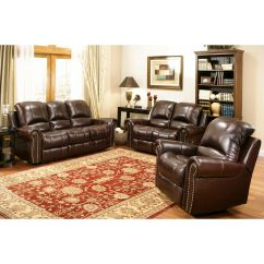 Abbyson Living Bradford Faux Leather Reclining Sofa Dark Brown Sofas Low Cost Lisboa 1025theparty Thesofa