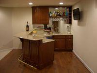 Small Basement Bar Designs | Rob Roy Homes | Examples ...
