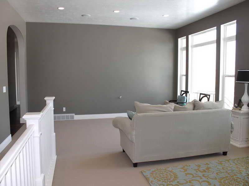 Gray Interior Paint Color Idea Best Gray Paint Colors For Home