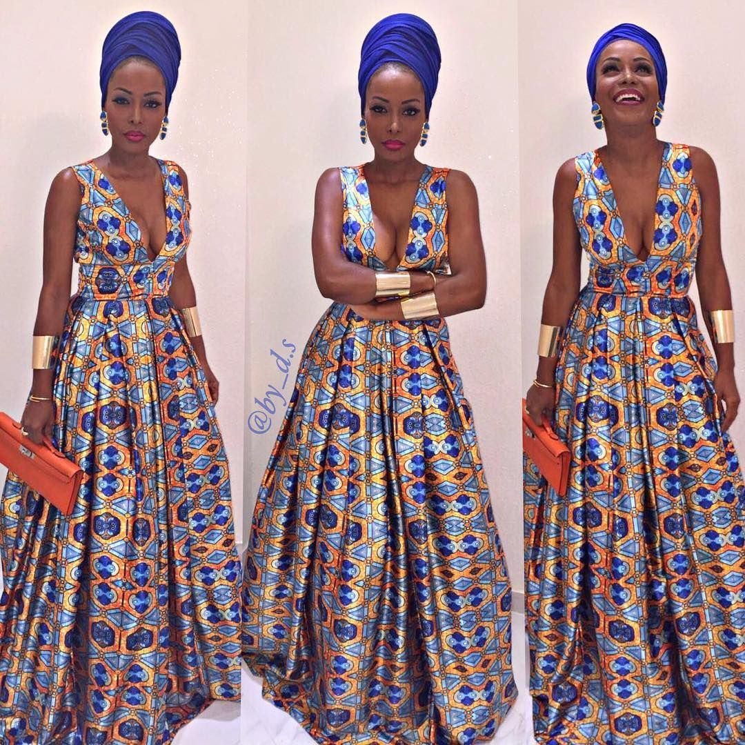 Ghanaian dresses images