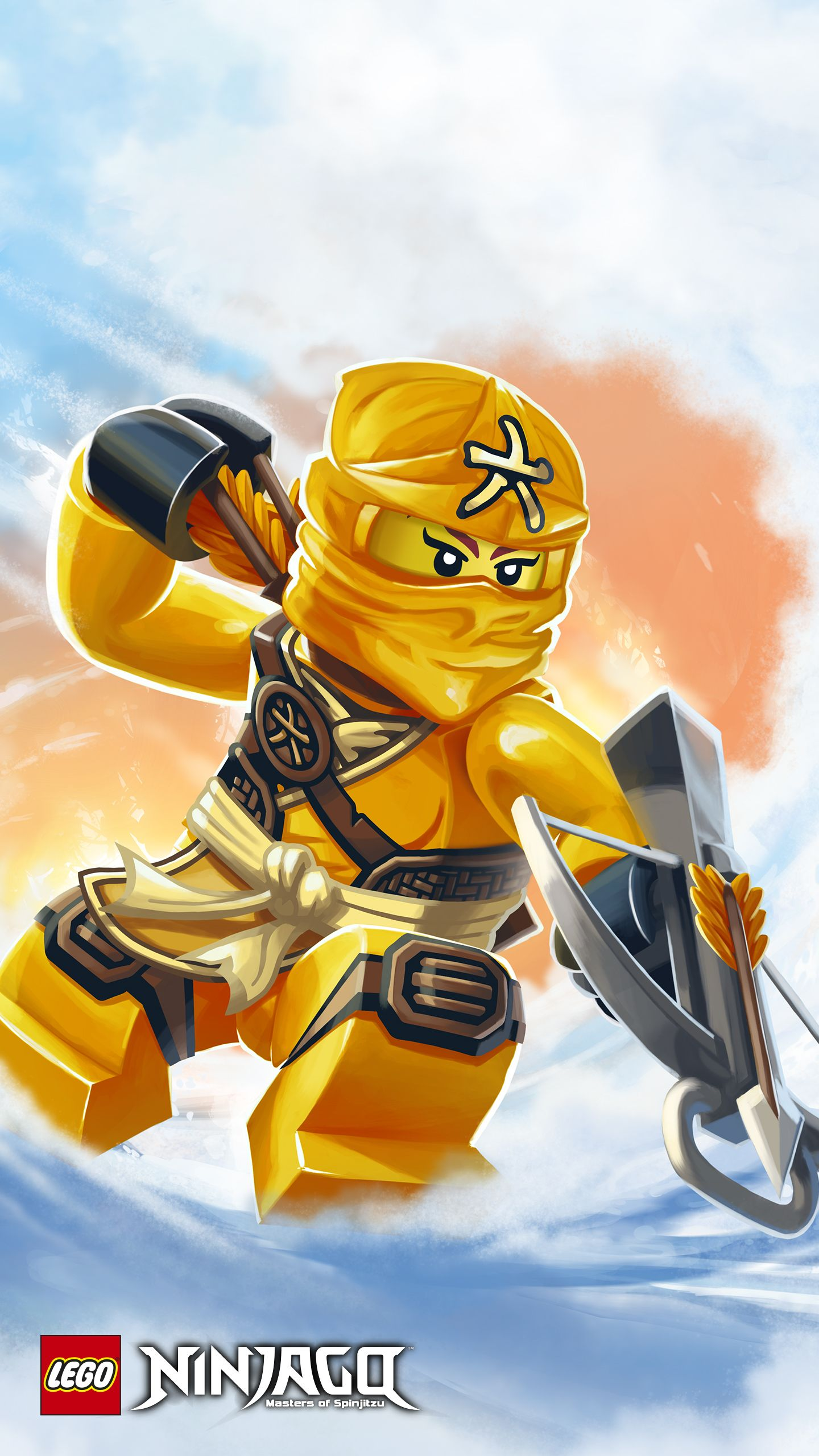 Ninjago Chen Chen And Flame By Squira130 Cool Art Pinterest Chen