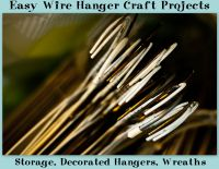 Best 25+ Wire hanger crafts ideas on Pinterest   Hanger ...