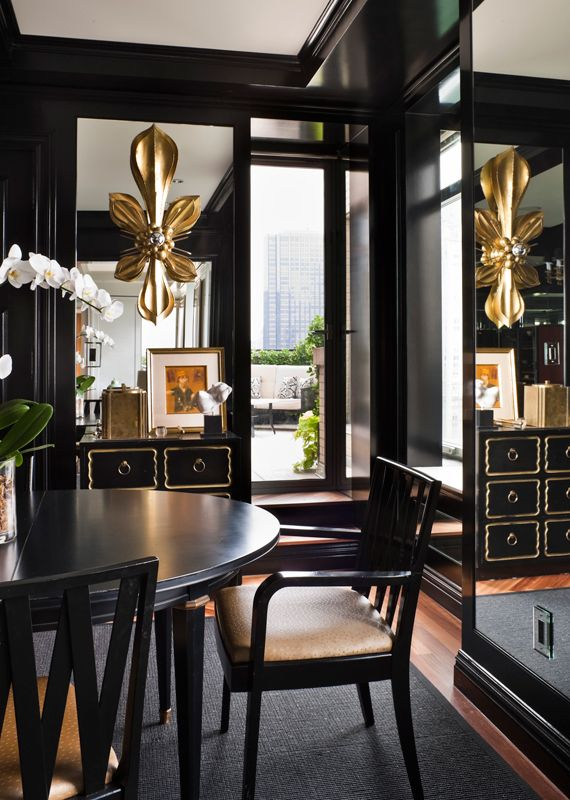 Get The Look Decor Beyond Black And White Hollywood Gold