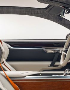The concept estate shows how interior of volvo   upcoming models will both look and function using high quality materials to accent each beautiful also automotive ux pinterest rh in