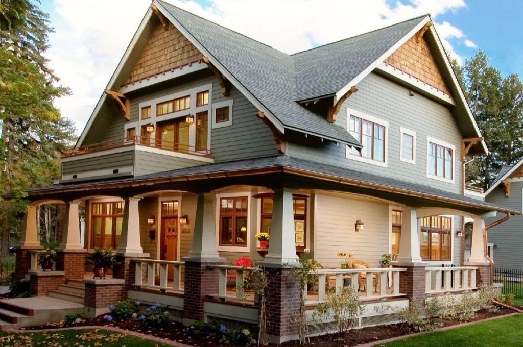 Architecture Craftsman Home Exterior Paint Colors Design Ideas