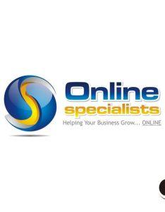 Logo for online specialists by boelat design also pinterest rh