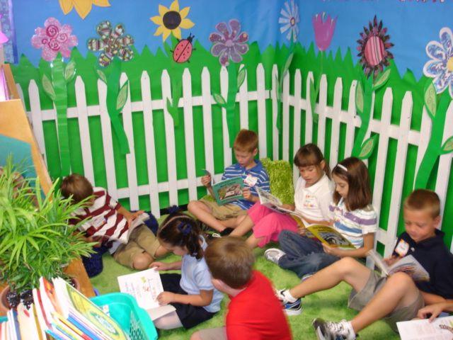 Garden Classroom School Classroom Organization And Classroom Ideas